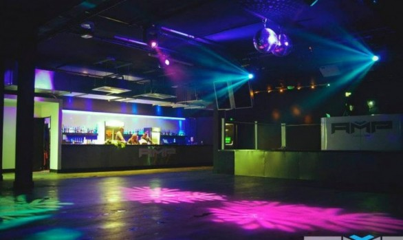 AMP night club in Tonbridge Kent