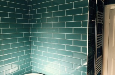 Bathroom and tiling