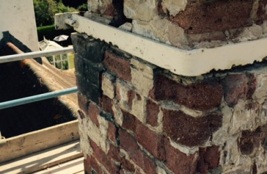 Chimney Rebuilds Outside View