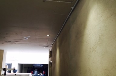 Commercial Lighting Garage view