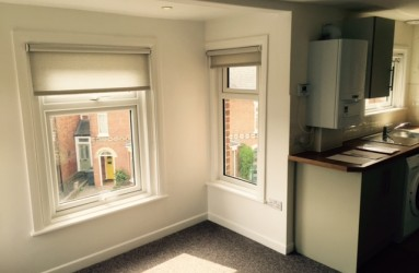 Flat and Staircases Refurbishment Room