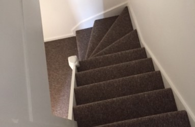 Flat and Staircases Refurbishment Top View