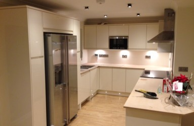 New Kitchens Overall View